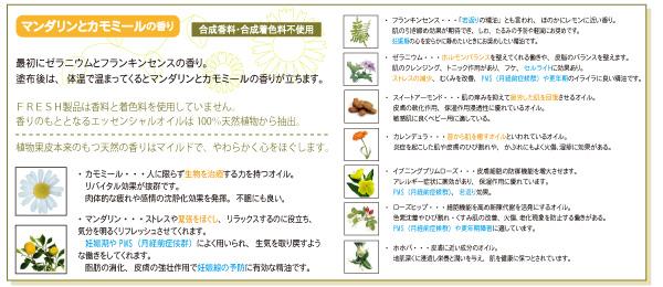 MTBの香り解説